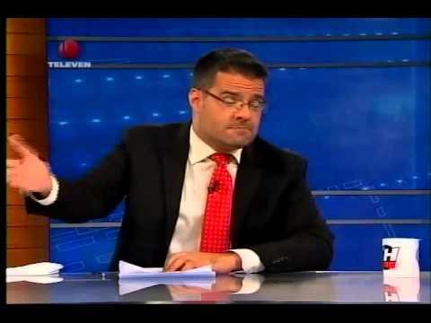 Luis Chataing se burla de Nicolás.... Maduro