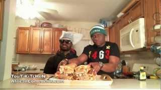 Tout Kitchen - Aristo Burger