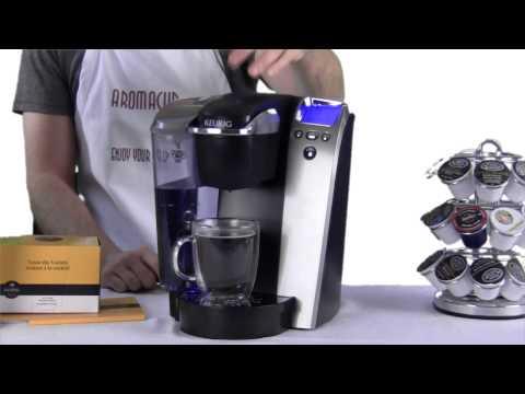 Exclusive Review: Keurig Platinum B78 Single-Cup Brewer (updated from Keurig B70)