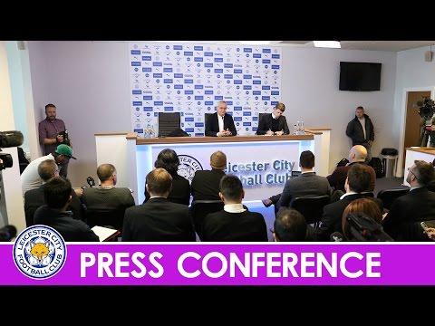 Press Conference | Claudio Ranieri Previews Manchester United Trip