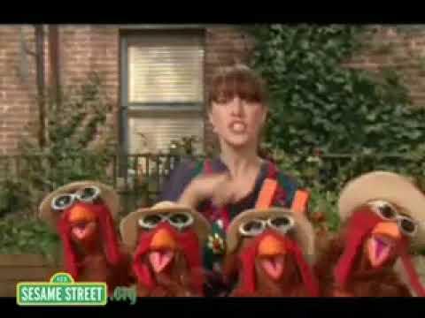 Sesame Street Feist sings 1234