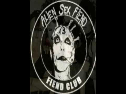 alien sex fiend dead and buried