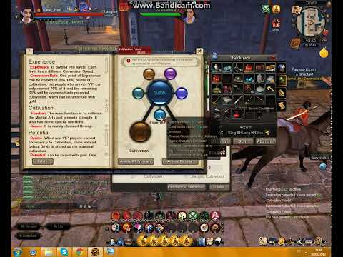 Age of Wushu - Entendendo o Sistema de UP (Parte 2)