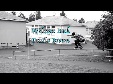 Welcome back Dustin Brown