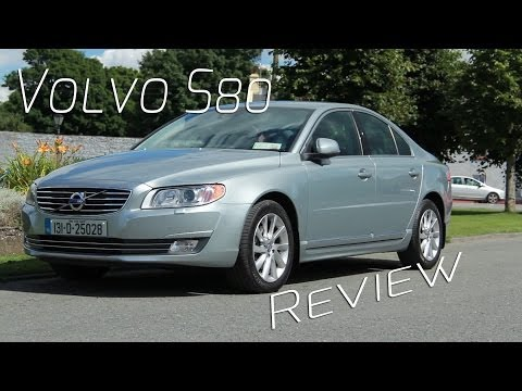 Volvo S80 | full review | Now with round towers