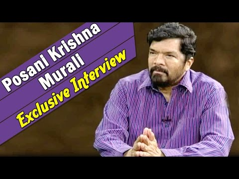 Special Interview With Posani Krishna Murali || Vanitha TV