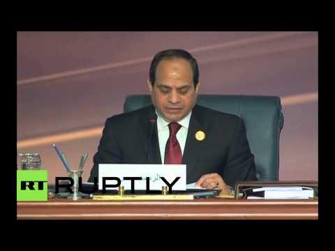 Egypt: El-Sisi pledges for support for Saudi airstrikes on Yemen