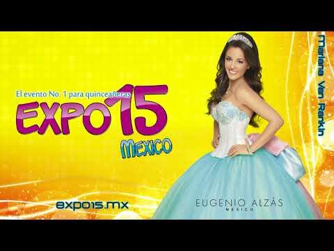 Expo 15 México. Pasarela de vestidos de 15 años, Diseñador Kariano