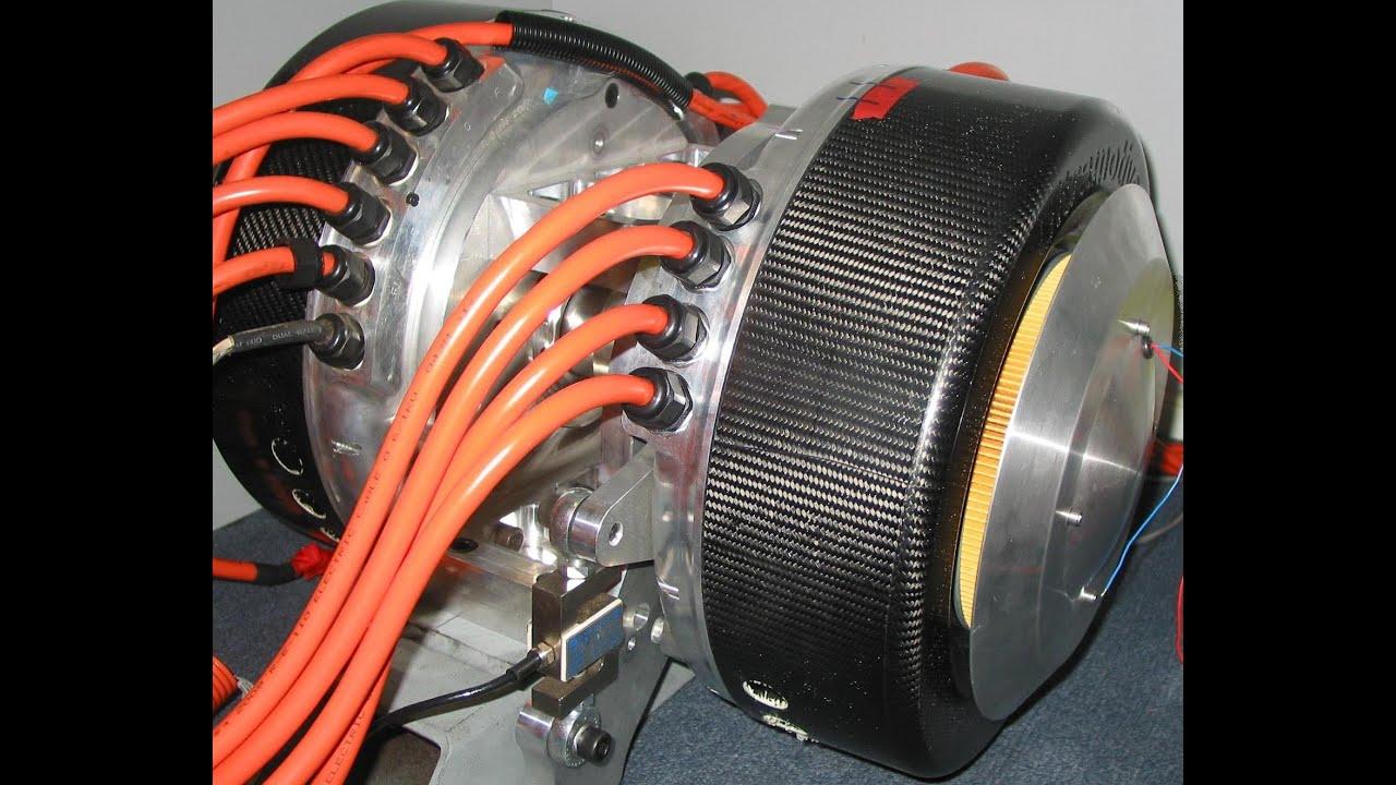 Как сделать электродвигатель для электромобилей