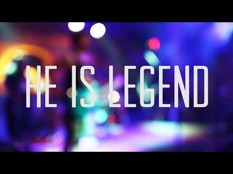 He Is Legend - Serpent Sickness