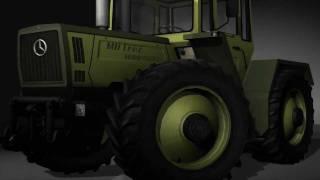 MB, Trac, 1600, Turbo, Landwirtschafts-Simulator, Giants, BM-Modding