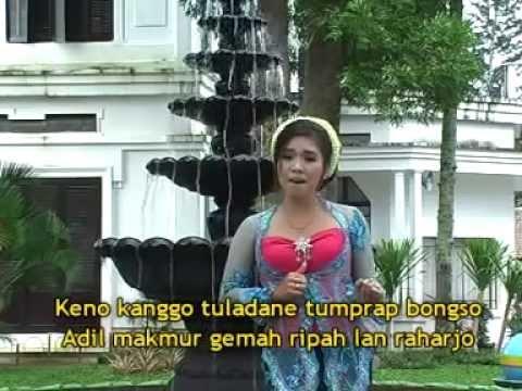 Indahnya Kota Salatiga (versi Jawa)