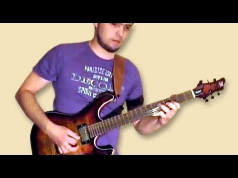 WINNER *** 6th Live4guitar competition entry - Dariusz Wawrzyniak (Darius Wave)
