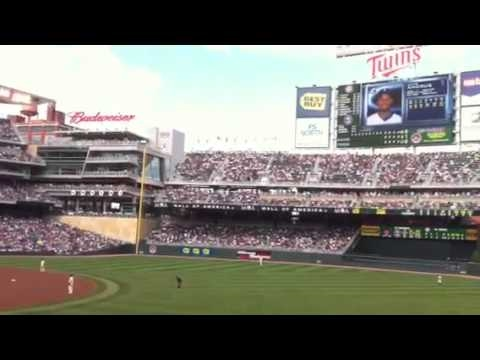 Twins -vs- Rangers - Sept 4, 2010