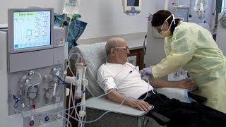 Rhode Island Hospital's Outpatient Dialysis Program