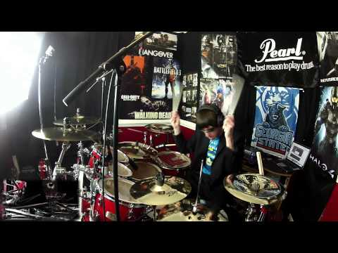 PSY - Gentleman - Drum Cover