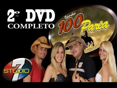BANDA 100 PAREA 2º DVD COMPLETO