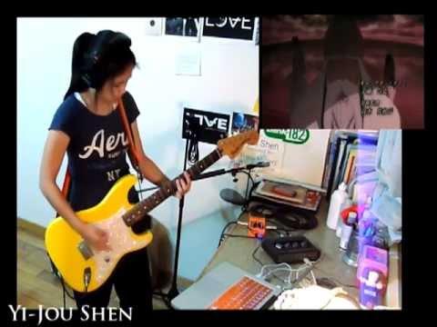 Miwa - Change (Bleach OP 12) Guitar Cover
