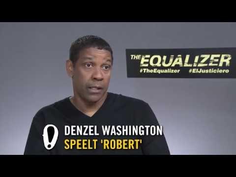 The Equalizer - Interview - Denzel Washington + Antoine Fuqua  - Pathé