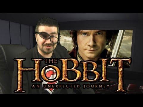 The Hobbit 3D 48fps Angry Review