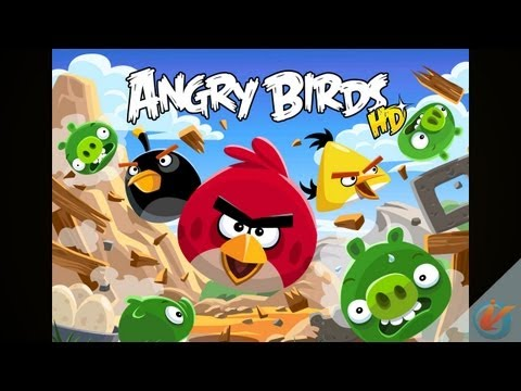 Angry Birds (2.1.0) Surf and Turf - iPhone Gameplay Video