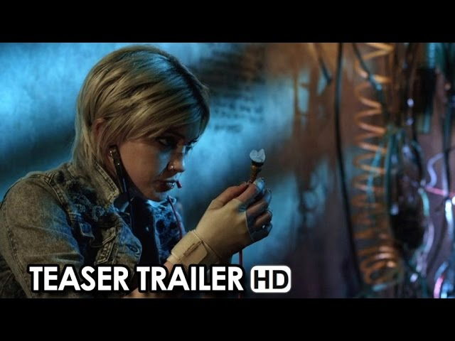 THE SCRIBBLER Official Teaser #1 (2014) HD
