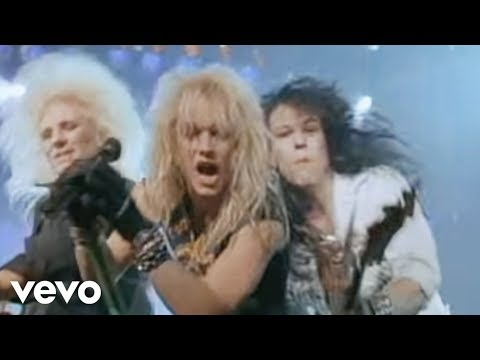 Poison - Nothin' But A Good Time video