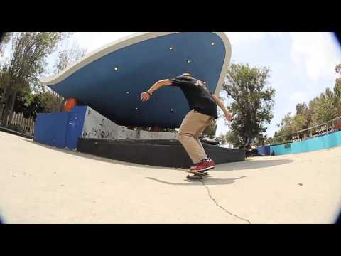 Nike SB Nano Wear test West LA courthouse