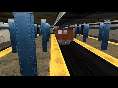 Trainz 12: Train of Many Metals (TOMM) Fantrip (Rockaway Park - Bedford Park Blvd)