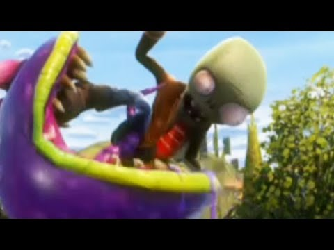 Plants Vs. Zombies: Garden Warfare - The Chomper video