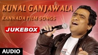 Kunal Ganjawala Kannada Film Songs Jukebox | Kunal Ganjawala Songs || Kannada Songs