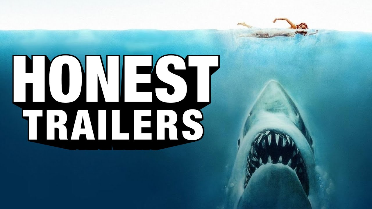 [Jaws Gets The Honest Trailers Treatment] Video