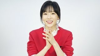Your Last Chance to Hang Out with TAEYEON in Seoul // Omaze