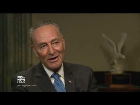 Sen. Schumer on Democratic opposition under Trump