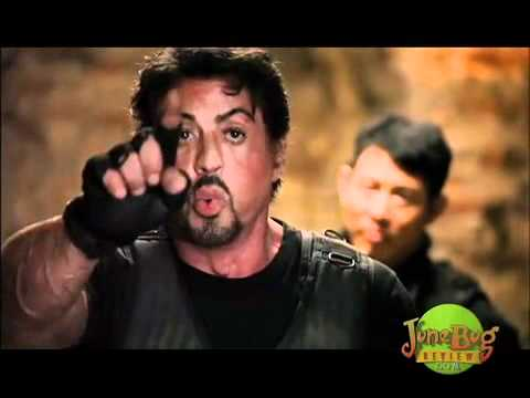 The Expendables: Behind The Scenes video