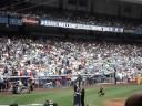 Old Timer's Day 2008 Yankee Stadium - Jimmy Key