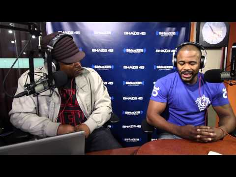 Rashad Evans Talks Jon Bones Jones Beef & Losing 15 pounds in 5 days on Sway in the Morning