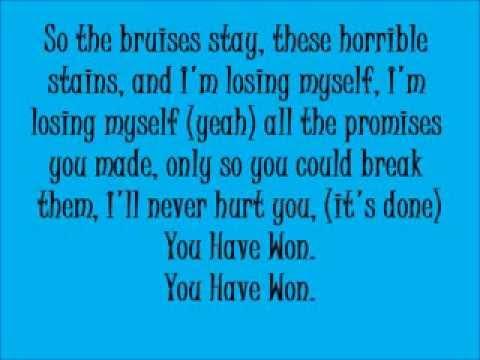 Codi Kaye-Losing Myself Lyrics