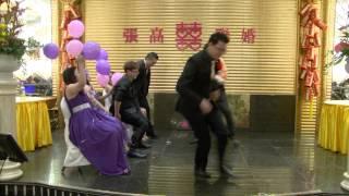 A Funny Balloon Game @ A Chinese Wedding Reception Toronto Wedding Videography Photography Tips