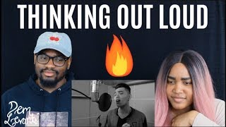 Download Lagu Daryl Ong - Thinking Out Loud - Ed Sheeran| REACTION Gratis STAFABAND