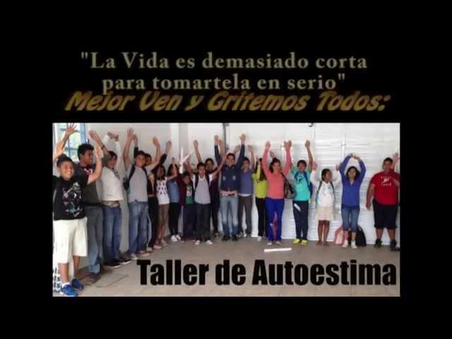 Testimonio de Jorge Barrios - Talleres de Autoestima para Adolescentes, Jovenes y Adultos