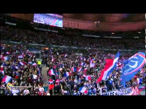 France 4-0 Norway [ 2014/5/27 ]