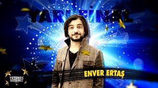 Enver Ertaş | Sihirbaz gösterisi | Yarı final | Yetenek Sizsiniz Türkiye 5. Sezon