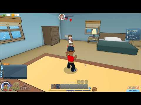 Family Guy Online Gameplay - First Look HD