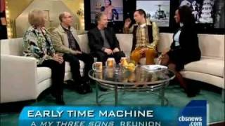 CBS Early Show - My Three Sons Reunion