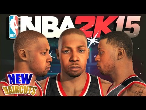 NBA 2K15 NEW HAIRCUTS / PATCH 3