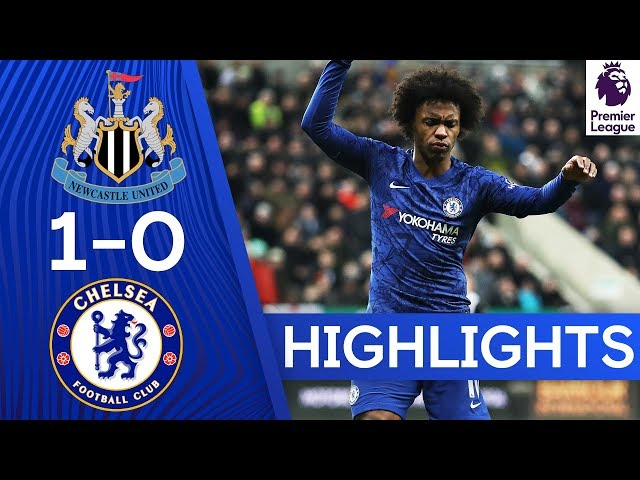 Newcastle 1-0 Chelsea | Premier League Highlights thumbnail