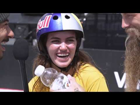 Women's Semifinals Highlights | Montreal, Canada | 2019 Vans Park Series