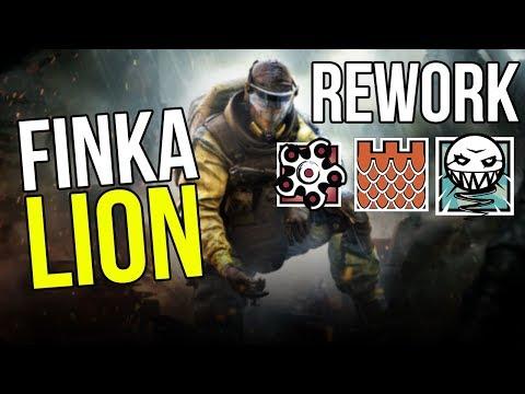 INFOS SUR FINKA ET LION (+ NERF ELA)   Rainbow Six Siege Chimera thumbnail