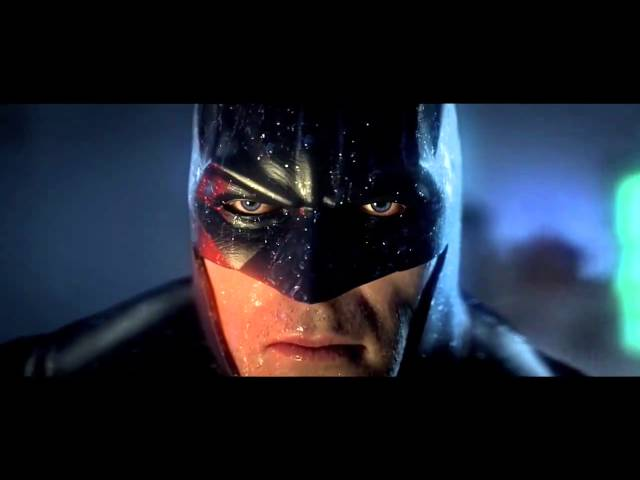 Batman Arkham City - CGI Teaser Trailer [HD]